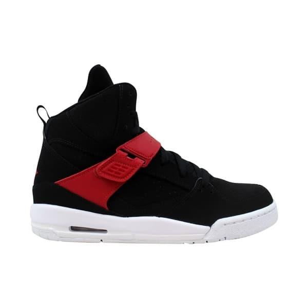 new style exclusive deals hot product Shop Nike Grade-School Air Jordan Flight 45 High Black/Gym ...