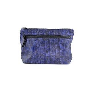 Shiraleah Colorado Women Nylon Cosmetic Bag NWT - Blue