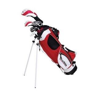 Tour Edge HT Max-J Junior Boys RH 4x1 Golf Set Age 5-8