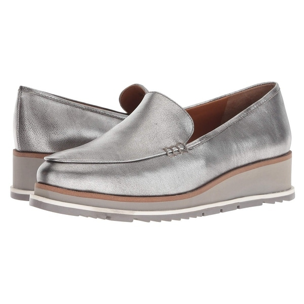 26e3eab3251 Shop Franco Sarto Womens Ayers Almond Toe Loafers - 7 - Free ...
