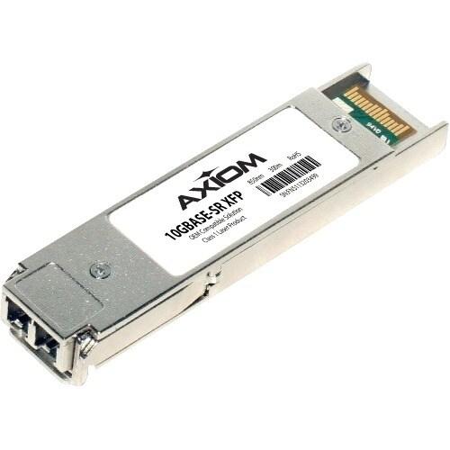 """Axion XFP-SR-AX Axiom XFP Module - For Optical Network, Data Networking - 1 x 10GBase-SR - Optical Fiber - 1.25 GB/s 10 Gigabit"
