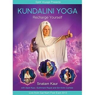Snatam Kaur - Kundalini Yoga: Recharge Yourself [DVD]