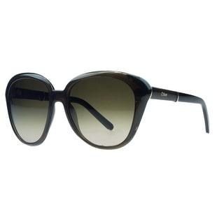 Chloe CE648/S 303 Brown Square Sunglasses