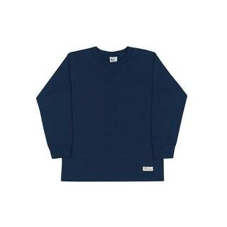Boys Long Sleeve T-Shirt Casual Classic Tee Kids Pulla Bulla Sizes 2-10 Years
