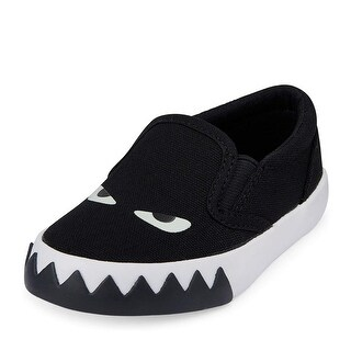 The Children's Place Kids' Tb Mnstr Slip-on Slipper