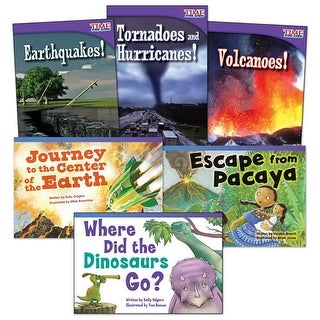 Natural Disasters Book Set (Set of 6)
