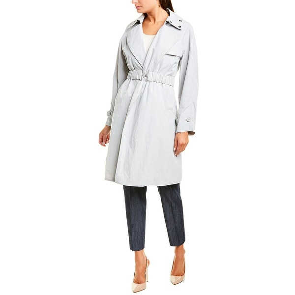 Donna Karan New York Trench Coat. Opens flyout.