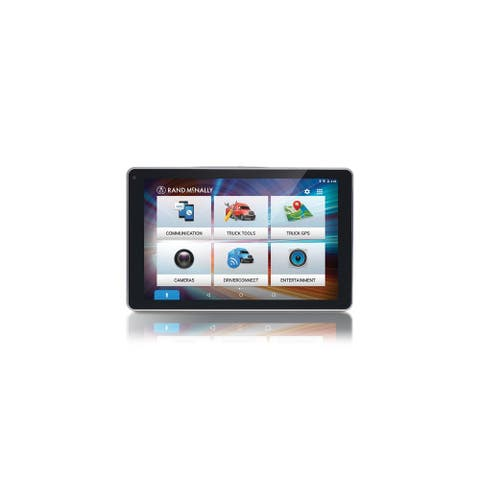 Refurbished Rand McNally OverDryve 8 Pro with Inbuilt Dashcam, Bluetooth & SiriusXM Truck GPS
