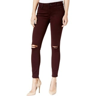 DL1961 Womens Margaux Ankle Jeans Skinny Destroyed - 31