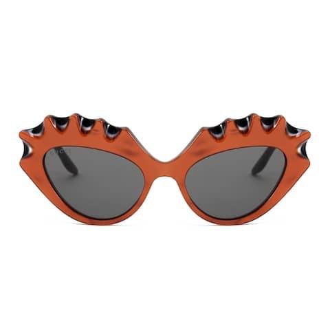 Gucci Cat Eye Sunglasses GG0781S 001 52