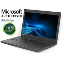 Refurbished Lenovo T440 Intel i7 -4600U 2.1 8GB  240SSD Windows 10 Pro
