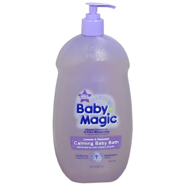 Baby Magic Calming Milk Bath 30 oz
