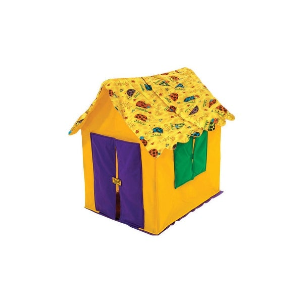 Bazoongi Kids Mini Play Cottage Mini Ladybug