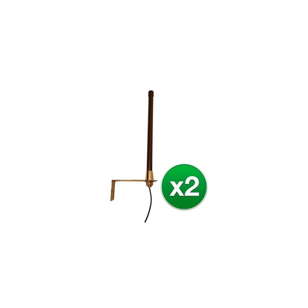 Covert Booster Antenna for Trail Cameras w/ 7 dBi Gain (2 Pack)