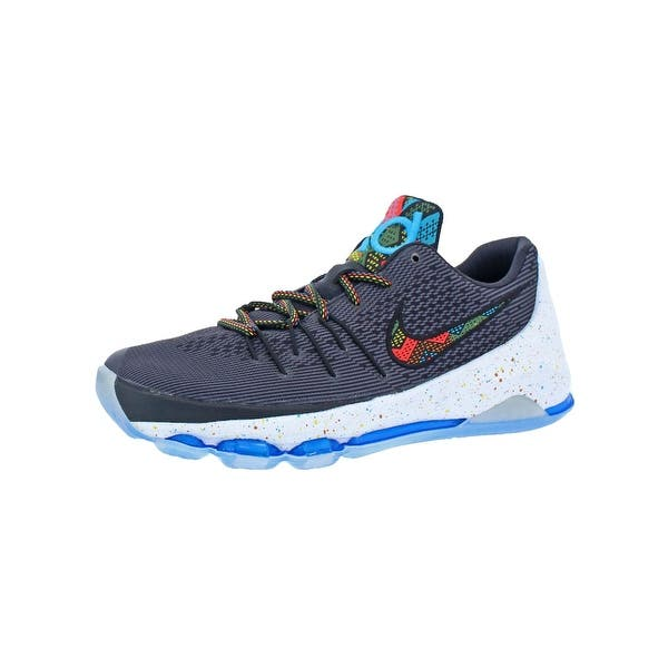 huge selection of e90db 236ec Nike Boys KD 8 BHM Basketball Shoes Padded Insole Kevin Durant - 7 medium  (d) big kid