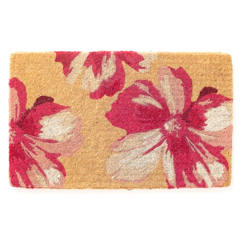Clio Doormat Extra Thick Handwoven, Durable