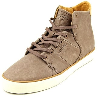 Globe Los Angered Round Toe Leather Skate Shoe