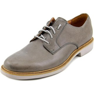 Cole Haan Great Jones Plain Round Toe Leather Oxford
