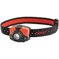COAST 21326 405-Lumen FL75 Pure Beam Focusing Headlamp