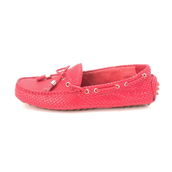 Cole Haan Womens Felinasam Closed Toe Boat Shoes - 6