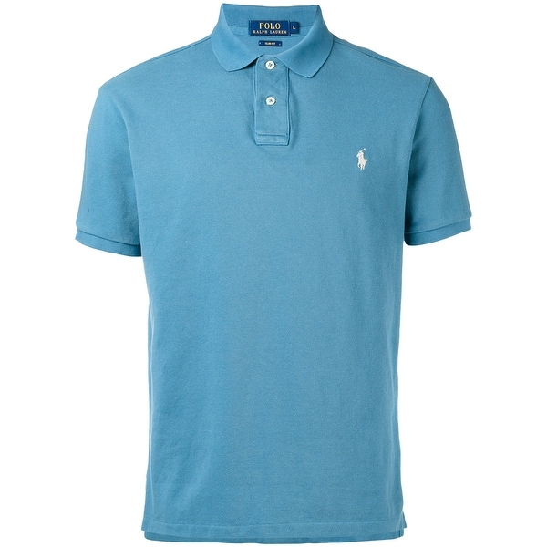 ede87fe6 Shop Polo Ralph Lauren Men's Big Tall Classic Polo T-Shirt Weath ...