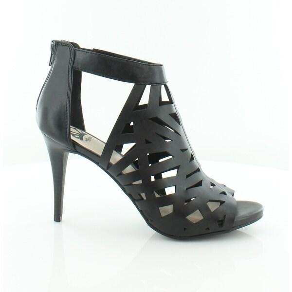 Fergalicious Huddle Women's Heels Black - 8.5