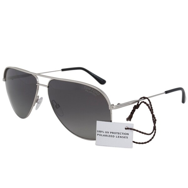 c4679aa61f92d Shop Tom Ford Erin Aviator Sunglasses FT0466 17D 61 POL - Ships To ...