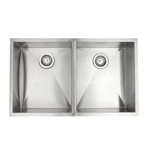 shop jacuzzi as zr20sxusum astracast undermount stainless steel rh overstock com jacuzzi farmhouse kitchen sink