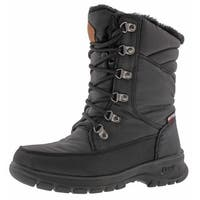 Kamik Bronx Women's Waterproof Nylon Snow Boots Lined