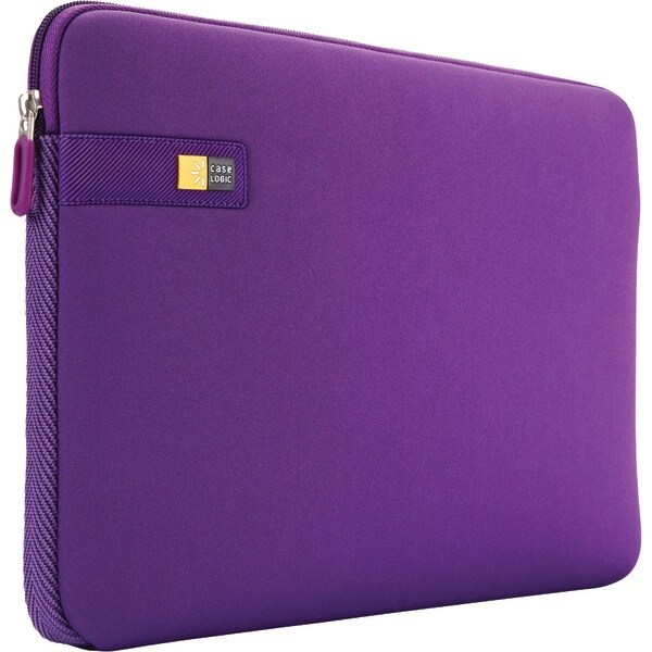 "Case Logic Laps-113Pu 13.3"" Notebook Sleeve (Purple)"