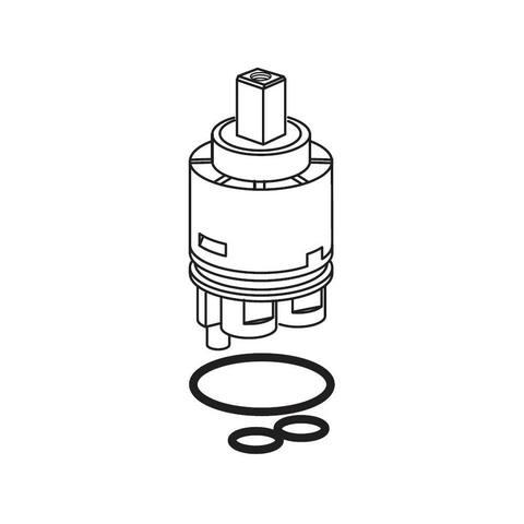 American Standard A954878-0070A Cartridge Replacement