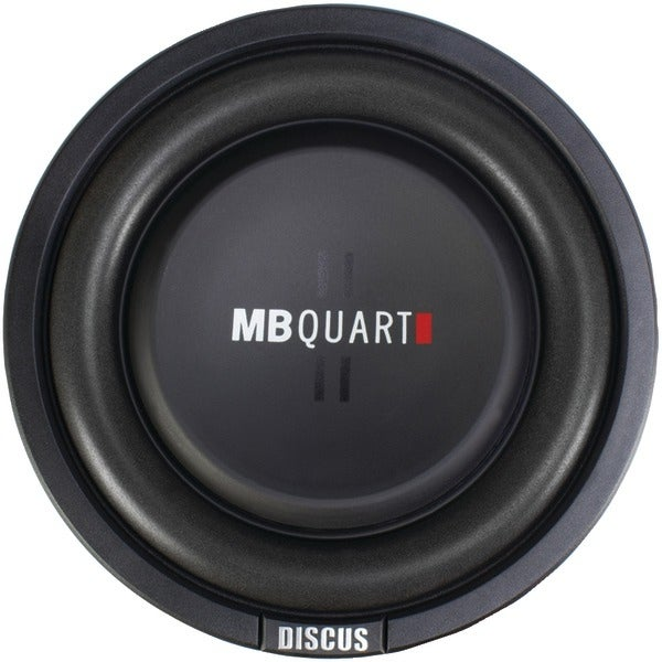 "Mb Quart Ds1-204 Discus Series 400-Watt Shallow Subwoofer (8"")"
