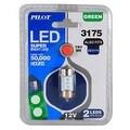 Pilot Automotive Super Bright LED Dome Light Bulb (2 LEDS Per Bulb) - Thumbnail 3