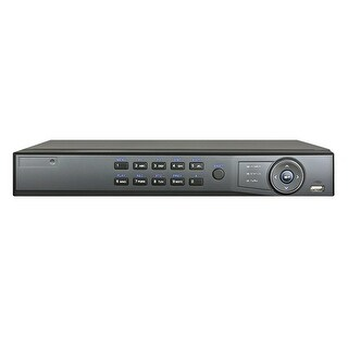 Monoprice 8CH H.264 1080P Realtime NextGen Analog DVR with 1TB HDD, 1080p recording at 15fps