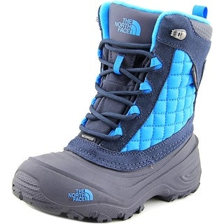 The North Face Thermoball Utility   Round Toe Canvas  Snow Boot