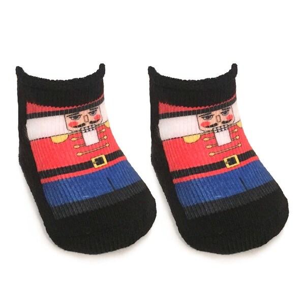 Nutcracker Baby Socks 0-6 Month - Multi