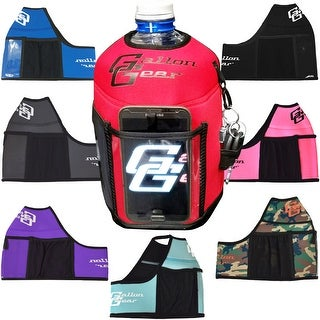 Gallon Gear Hydration Organization Gallon Sleeve