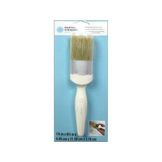Martha Stewart Paint Brush Vintage Decor