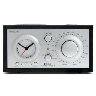 Tivoli Audio Model Three AM/FM Radio With Bluetooth
