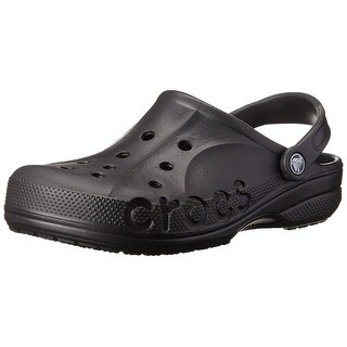 Crocs Womens crocs Closed Toe Mules - 7 m (d) us men / 9 m (b) us w