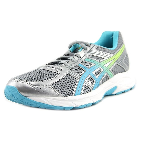 Shop Asics Gel aquarium Contend Gel 4 Chaussures de/ course argent/ aquarium/ vert vif 244ec51 - trumpfacts.website
