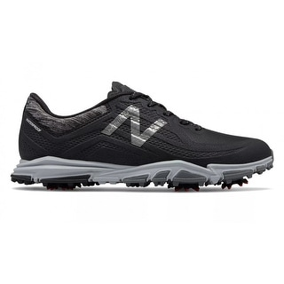 Link to Men's New Balance Minimus Tour Black Golf Shoes NBG1007BK (MED) Similar Items in Golf Shoes