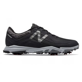 Link to Men's New Balance Minimus Tour Black Golf Shoes NBG1007BK-W (WIDE) Similar Items in Golf Shoes