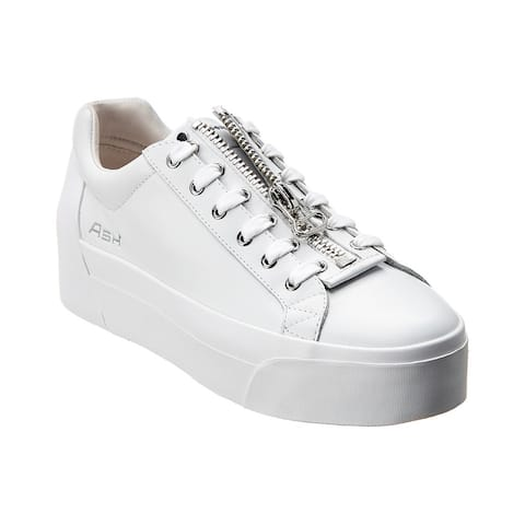 Ash Buzz Leather Sneaker