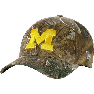 Legendary Whitetails Michigan Wolverines Realtree Collegiate Cap