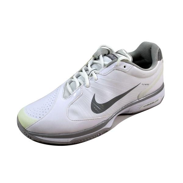 Nike Women's Lunarlite Speed 2 White/Black-Neutral Grey 385718-101 Size 10