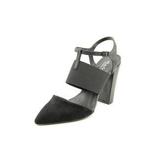Charles By Charles David Posh Women Open Toe Suede Sandals