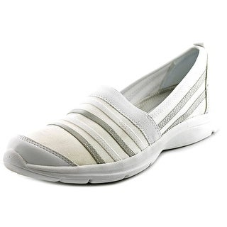 Easy Spirit e360 Quietfind Women N/S Round Toe Canvas Sneakers