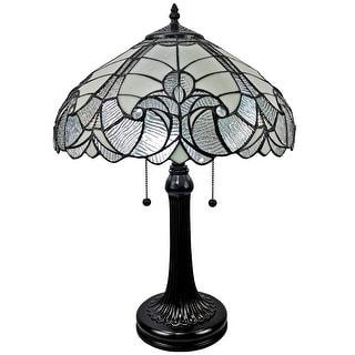White Table Lamp Amora Lighting