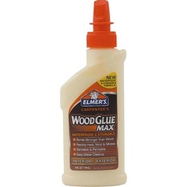 Elmer's 4Oz Exterior Wood Glue